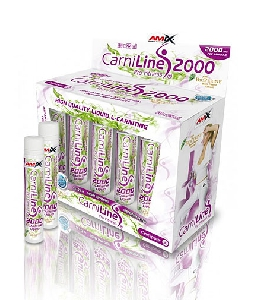 AMIX CarniLine ® Pro Fitness 2000 / 25мл. / 10 амп. 0.250кг
