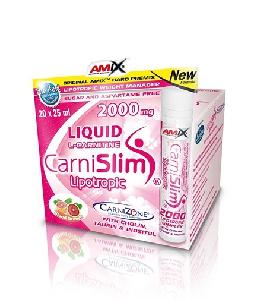 AMIX CarniSlim ® Lipotropic 25мл. / 20 амп. 0.500кг.