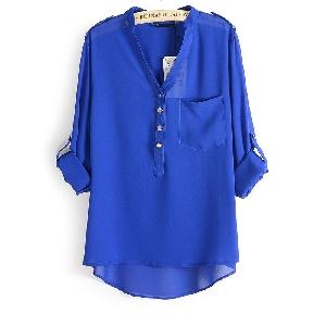 Дамска блуза Chiffion