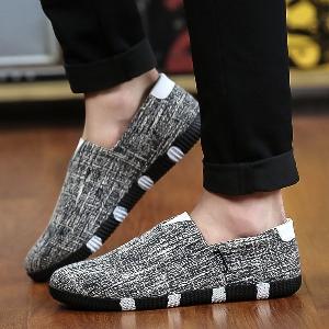 3f82a599b91 Мъжки платнени обувки - три модела - Badu.bg - Светът в ръцете ти