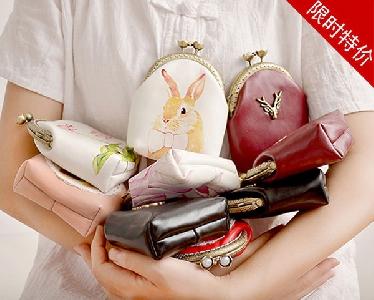 Οι γυναίκες πορτοφόλια σε στυλ ρετρό - 11 μοντέλα