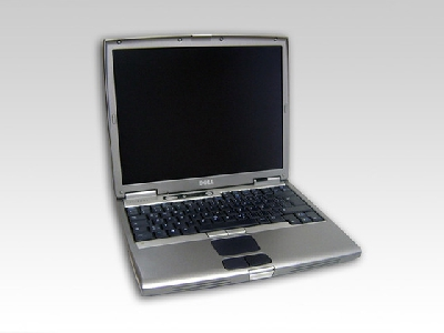 Laptop DELL LATITUDE D600