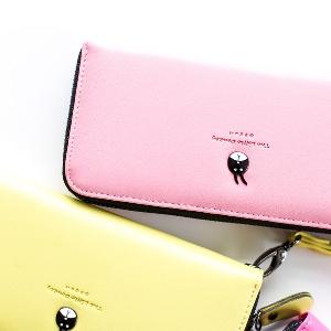 Γυναικεία πορτοφόλια σε πολλά διαφορετικά χρώματα του δέρματος - 5 μοντέλα