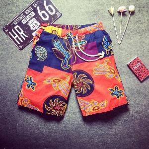 Летни мъжки къси плажни панталони - 14 модела
