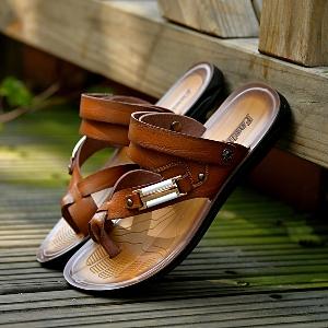 Мъжки ежедневни сандали два цвята
