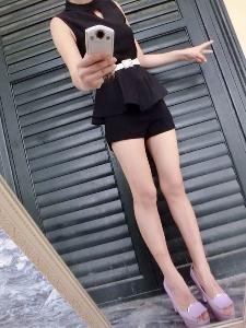 Дамски комплект от топ и къси шорти  - 6 модела за горещият летен сезон