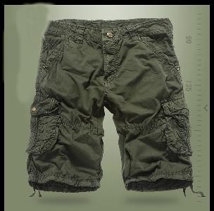 Летни широки мъжки панталони - 4 модела