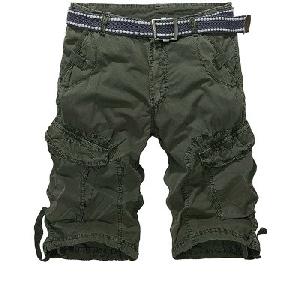 Камуфлажни мъжки панталони в различни цветове - 18 модела