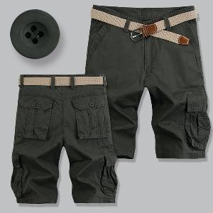 Мъжки летни камуфлажни панталони - 10 модела