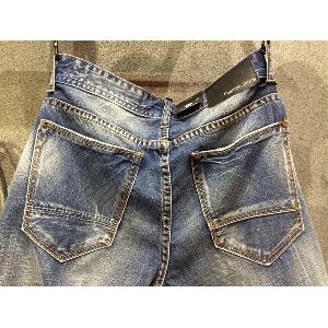 Мъжки  къси дънкови  панталони - 9 размера