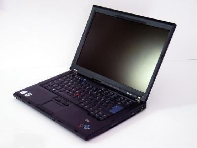 Laptop IBM THINKPAD T61