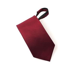 Цветни дамски плътни вратовръзки с ластик - 16 модела