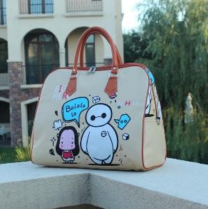 Чанти за пътуване с различени принтове-осем модела.