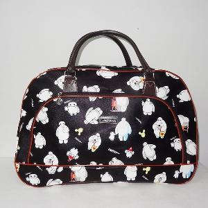 Два модела чанти за пътуване големи и малки-различни модели и принтове.