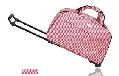Пътна чанта подходяща за мъже и жени с колела.