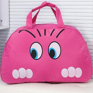 Водоустойчиви чанти за пътуване в два цвята-розов и син.