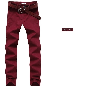 Есенни Мъжки Панталони