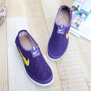 Дамски летни обувки за джогинг и ежедневие  - 4 мрежести модела