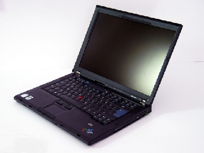 Laptop IBM THINKPAD T61