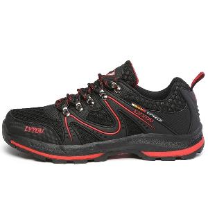 Летни дишащи туристически обувки за мъже и жени - сиви, сини, розови, черни и други топ продукти