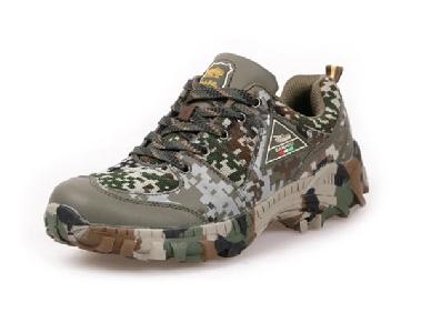 Мъжки спортни камуфлажни туристически обувки - два модела с дишаща мрежа