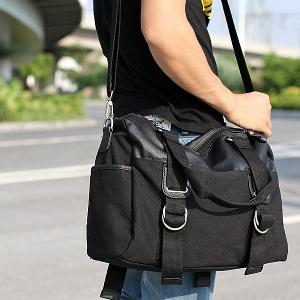 Черни големи пътни чанти ETONWEAG