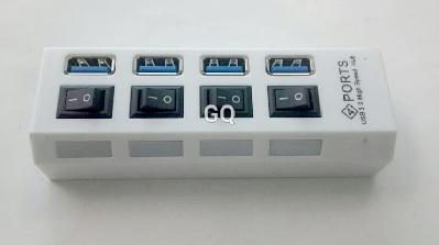 USB 3.0 Hub 4 порта
