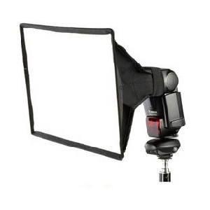 Компактен Софтбокс за светкавица / фотоапарат