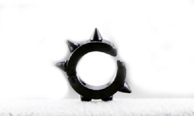 Мъжки обеци 1 бр. в златист,сребрист и черен цвят-11 модела в различни размери