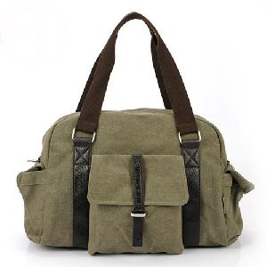 Пътни чанти от платно за ръчен багаж - 5 модела