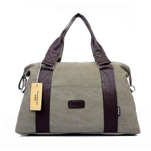 Ретро пътни чанти тип Messenger  изработени от платно - 10 модела