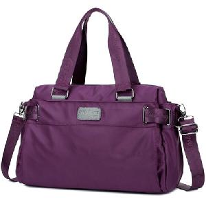 Пътни чанти за мъже и жени изработени от памук и полиестер - 9 модела