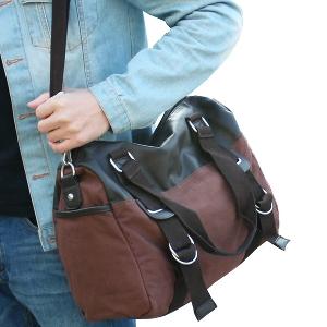 Чанти изработени от памук и полиестер подходящи за пътуване за мъже и жени