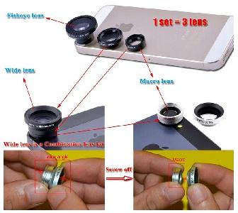 3 Обективa за смартфони