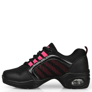 Дамски класически мрежести обувки за танци - 3 модела