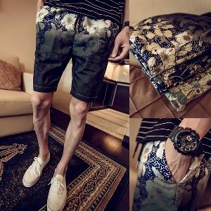 Фешън къси панталони за мъже - подходящи за горещите дни през лятото на плажа или бара