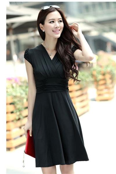 705044f61534 Κυρίες φορέματα του καλοκαιριού - τύπου 4 μοντέλο Midi - γόνατο - Badu.gr Ο  κόσμος στα χέρια σου