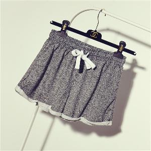 Дамски летни къси панталони - 3 цвята