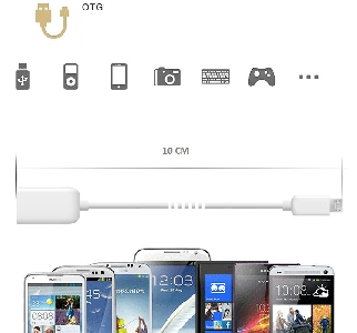 Micro USB OTG кабел за Android