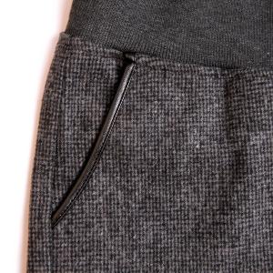 Дамски къси панталони - черен цвят