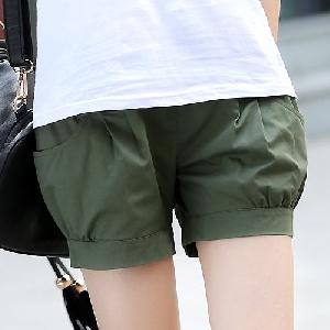 Къси дамски панталони в много различни цветове - 14 модела