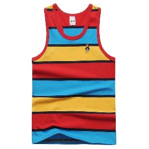Детски раирани потници в  6 цветови комбинации.