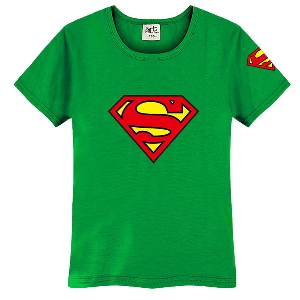 Детски тениски за момчета Супермен -8 модела.