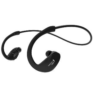 Стерео слушалки с водоустойчиво нано покритие за спорт и фитнес, Bluetooth