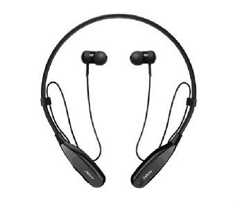 Безжични слушалки с USB кабел за музика и разговори по време на спорт и разходки