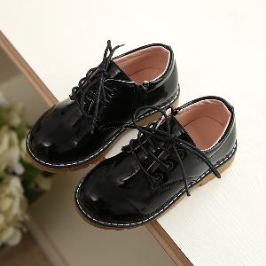 Καθημερινά παιδικά παπούτσια για κορίτσια - 3 μοντέλα - μαύρο ... f2f742c110f
