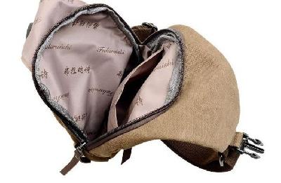 Мъжка раница с една презрамка - 4 модела
