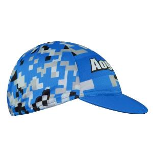 Шапка в син цвят за колоездене - Aogda
