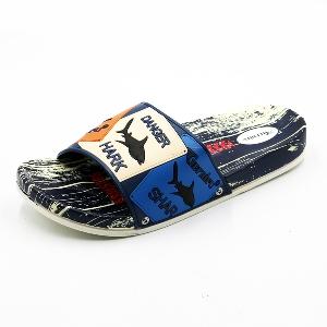 Мъжки плажни гумени чехли