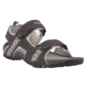 Мъжки летни дишащи сиви сандали